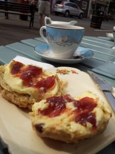PHG in Cowes on the Isle of Wight. It sells awesome tea & elvis cupcakes. Yum.