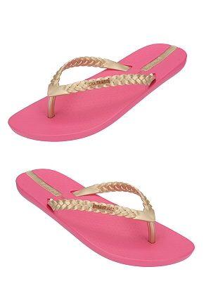 Ipanema Flip Flops Neo Heidi Pink $23