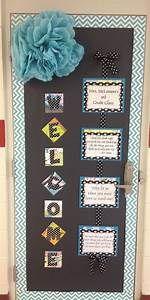 Classroom Decor Ideas: Dr. Seuss Chevron Quotes Classroom ...