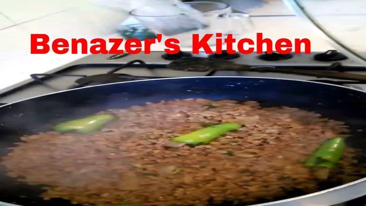 Bhuna Hua Keema Recipe / Minced Meat Karahi /