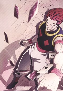HxH Hisoka Anime 2014 Last Arc Hunter X