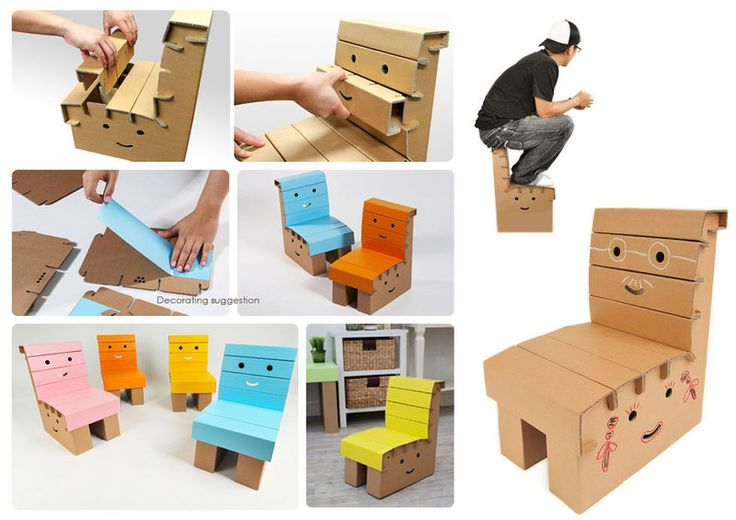 funny paper furniture living green pinterest