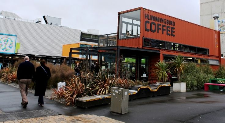 Weekend Shopping: A Profile of Christchurch