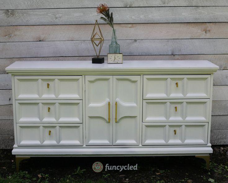 White Modern Nursery Furniture – Tuesday's Treasures – FunCycled