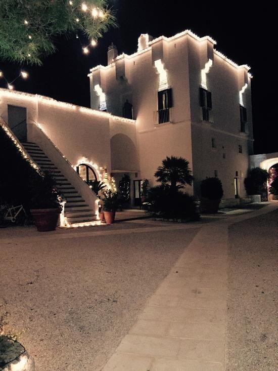 Masseria Torre Maizza Hotel (Pouilles/Savelletri, Italie) Salento