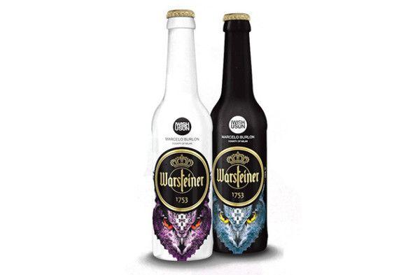 Iwishusun x Warsteiner Flasche #iwishushun #warsteiner #bier #beer