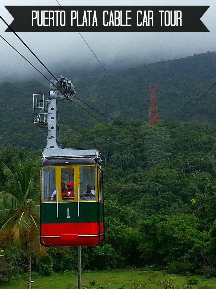 Puerto Plata Cable Car Tour - Dominican Republic