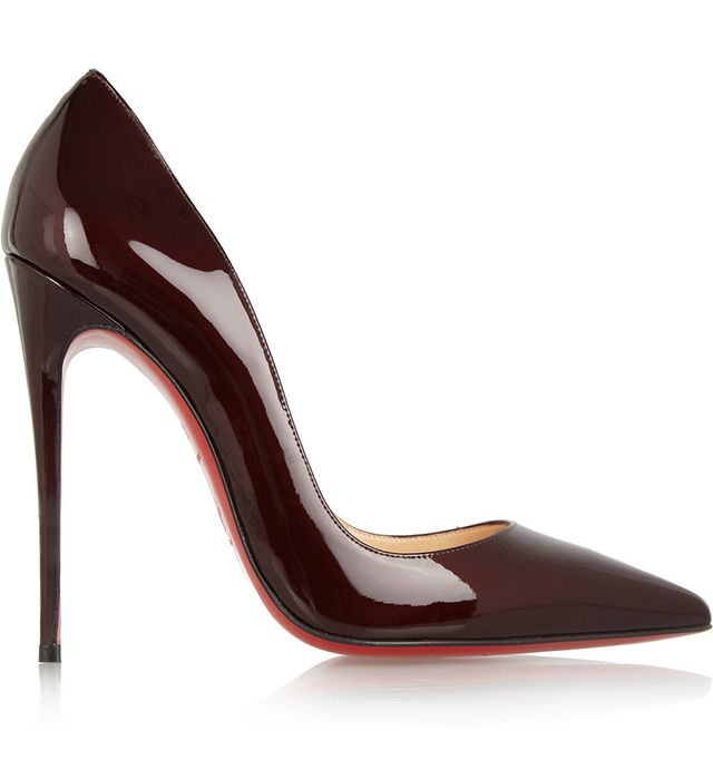 I should have a Lou board for all the Lou I pin... Christian Louboutin So Kate Pumps