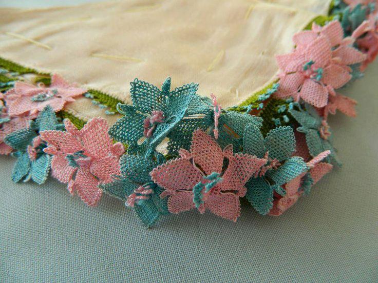 needle lace, oya