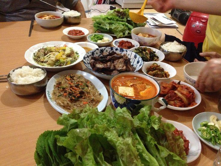 Korea foodKorea Traditional Food