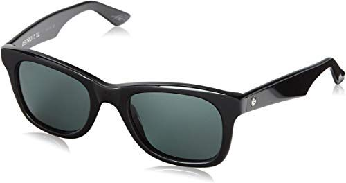 Enjoy Exclusive For Electric Visual Detroit Xl Gloss Black Ohm Grey Sunglasses Online In 2020 Grey Sunglasses Gloss Black Sunglasses