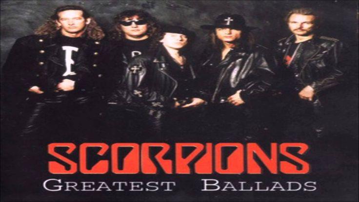 Scorpions Greatest Ballads [Full Album]