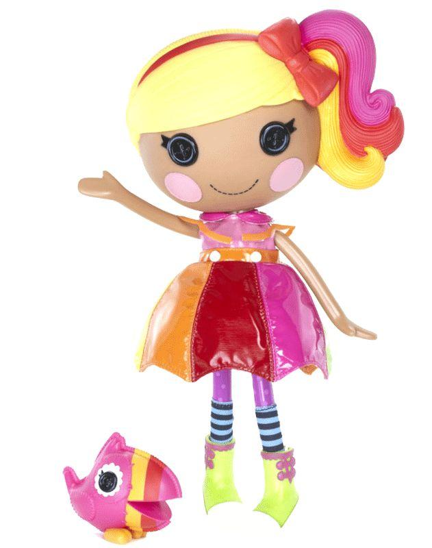 Lalaloopsy, önce ABD'de ardından dünyanın hemen hemen her yerinde kısa sürede dikkat çeken oyuncaklardan biri oldu. 2010 yılında Amerika'da piyasaya çıktığında Lalaloopsy bebeklerinden sadece 8 adet vardı. Fakat o yılın yazında Lalaloopsy bebekleri internetin en çok aranan ürünlerinden biri oldu . Üstelik farklı organizasyonlarda da yılın en iyi kız oyuncağı ödülünü almayıda başarmıştı.Beklenenin üzerindeki ilgi …