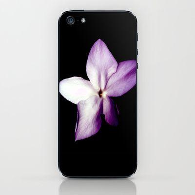 jasmine perfect aroma iPhone & iPod Skin by alkinoos