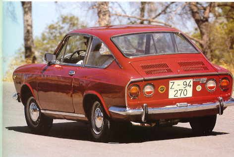seat 850 sport coupe…