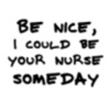 HA!: Thoughts, Be Nice, Future Nursing, Truths, So True, Be A Nur, Nur Quotes, Only Week, Nur Humor