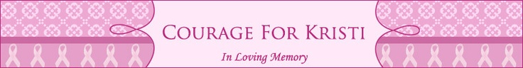 Purchase an item to promote Breast Cancer Awareness and 100% of all sales go to 529 State College Investment funds for Kristi's three young daughters. Please note that ALL items listed in this shop have been lovingly donated by other generous Etsy artisans!!!