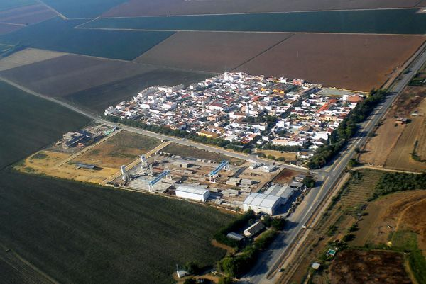 Alcalá Del Rio en Alcalá del Río, Andalucía