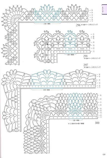 300 crochet patterns book - motifs,edgings - 2006 - Tayrin 3 - Picasa 웹앨범
