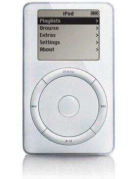 The Beginning... Apple iPod (2001)