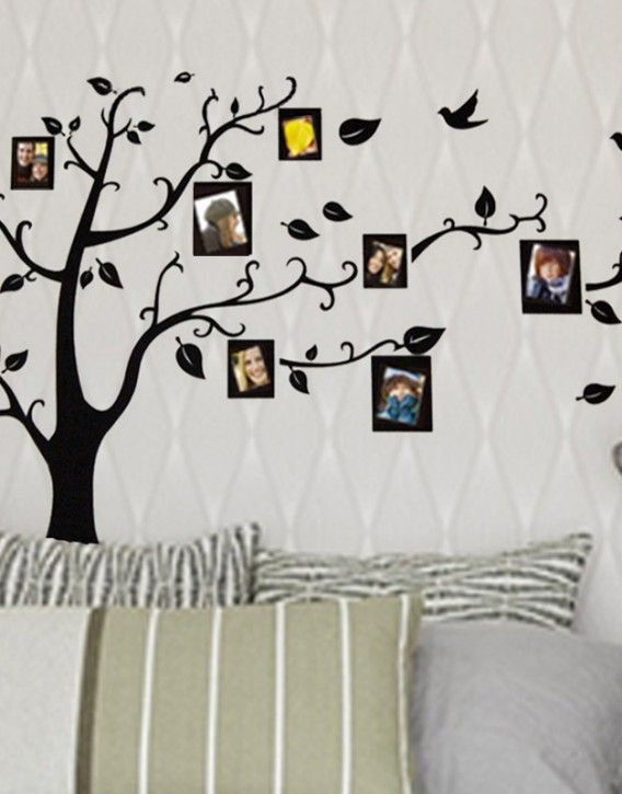 Memory Tree Wall Sticker