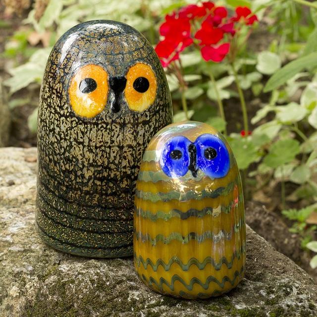 iittala Barn Owls