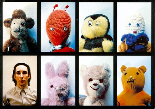 Mike Kelley, Ah. . . . Youth