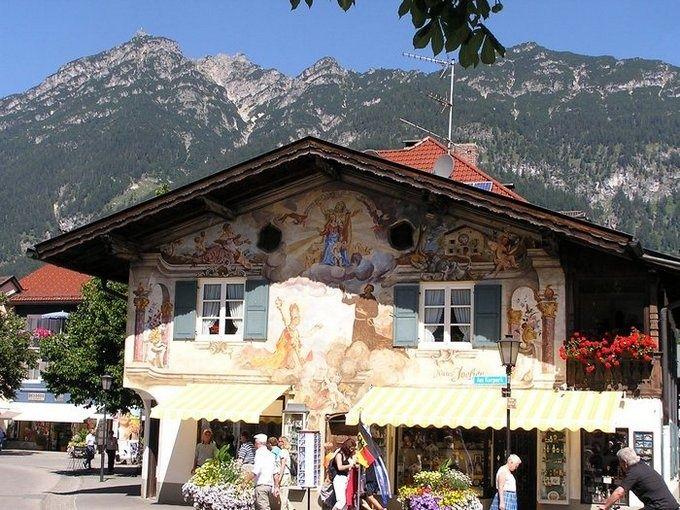 Germany. Garmisch-Partenkirchen