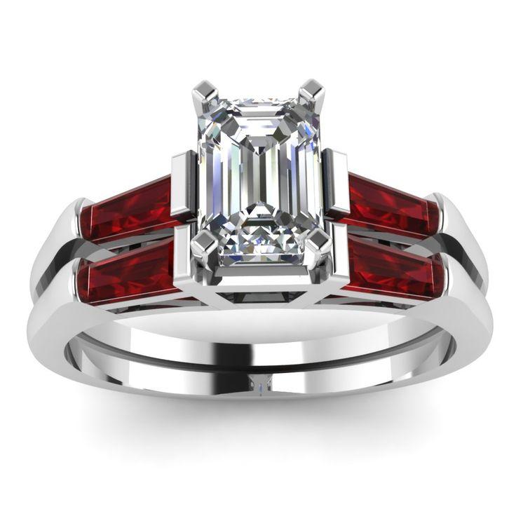 Red Ruby Jewelry | Fascinating Diamonds