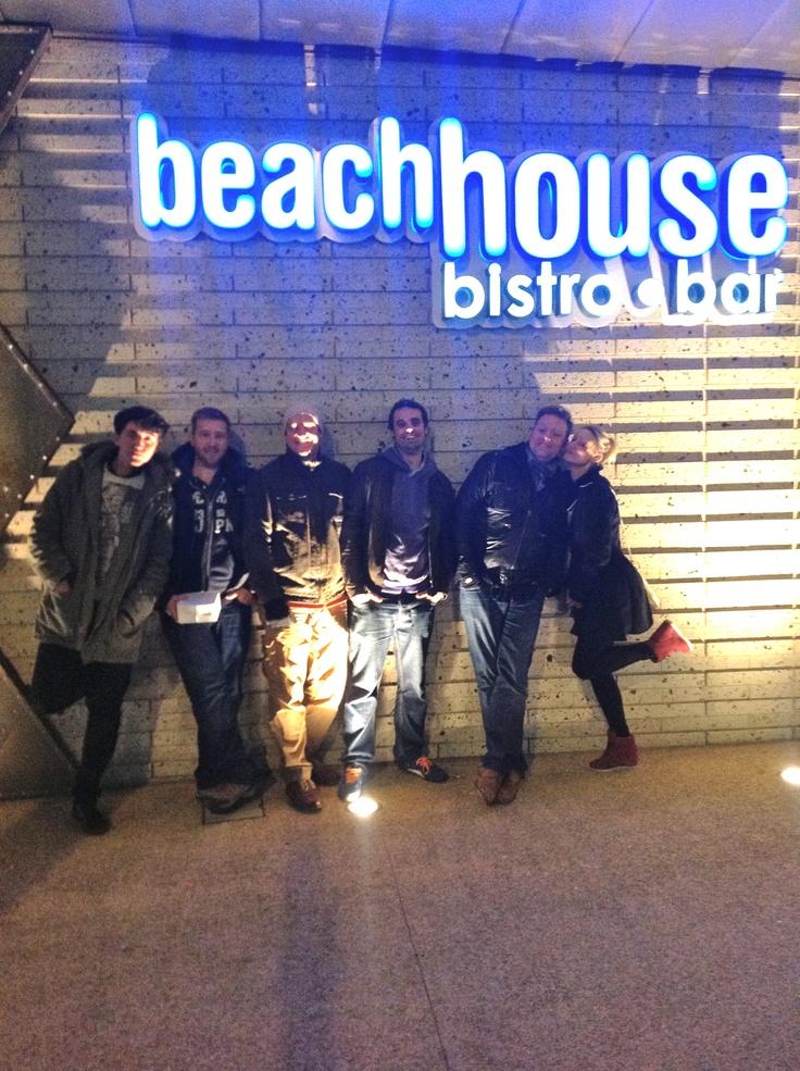 Rufus Hound, Kellie Shirley & the cast @ BH