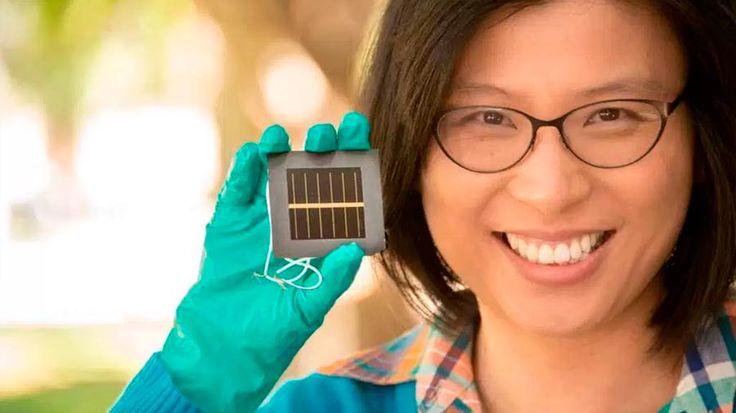 Nuevo récord de eficiencia en células solares de tipo perovskita - INVDES