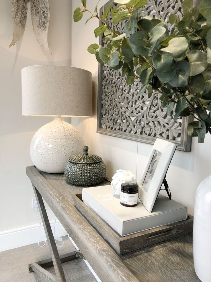 The Art of Styling: Console Tables – Jessica Elizabeth