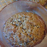 Bran Muffins by Kirstin McAuley can use Ezekiel cereal