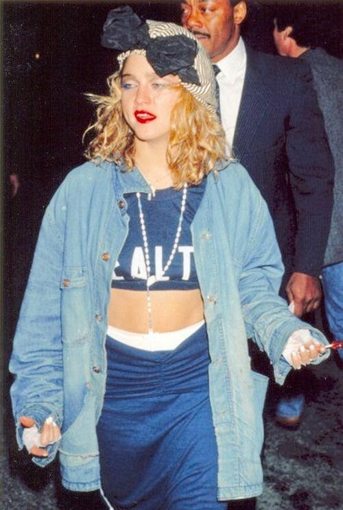 Madonna, 80's