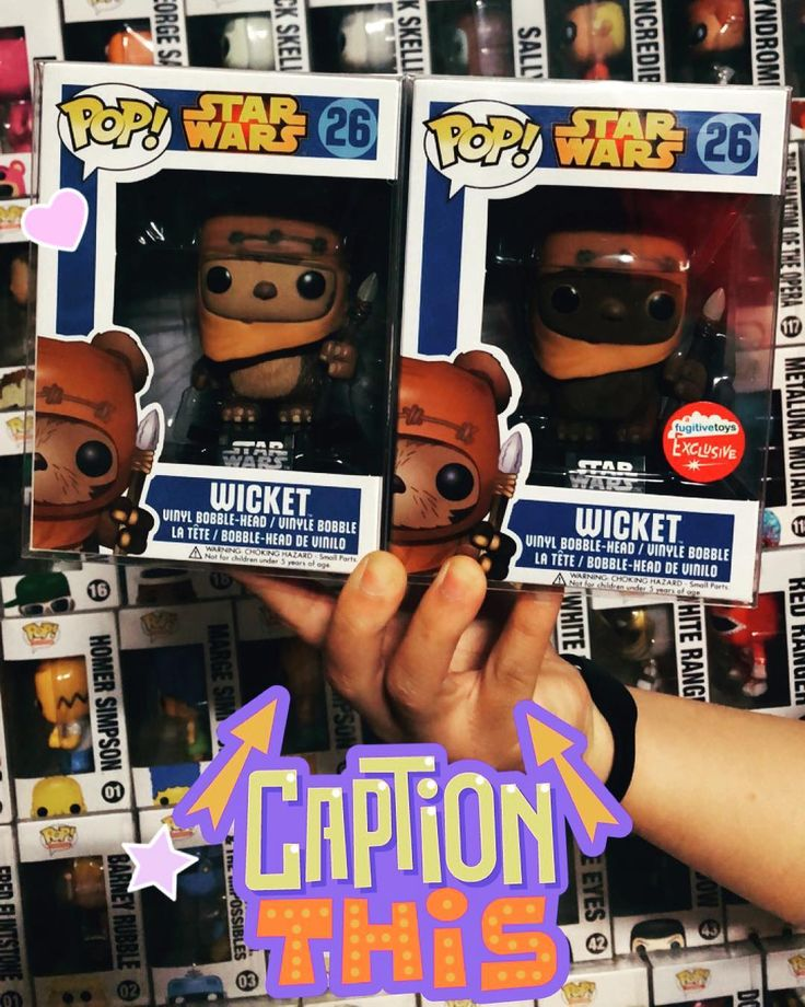 Its time for #poptwinstuesday  thank you @geekdriven and @kp3n50 for the tag!! Twwwiinnnzzziieessss  I really wish there were real #wickets  yes i really did say that lol. No seriously how adorably cute is he  Everyone has to have a wicket in their life hahaha  Don't forget to hashtag  #megab0x  #funkopop #funkocommunity #funkofamily #funkocouple #FunkoTree #funkolove #funkofanatic #funkochase #funkopopvinyl  #popsquad #tokidoki #tokidokifans #hellokitty  #bape #tsumtsum #simonelegno…