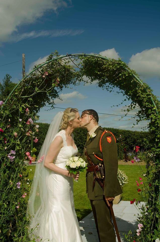 Such a gorgeous wedding