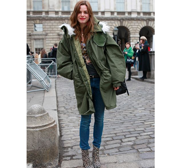 42 best Parka Jacket images on Pinterest | Capsule wardrobe ...