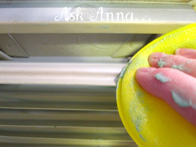 24. Wax your vents with car wax to keep the dust off all year. | 31 Ways To Seriously Deep Clean Your Home