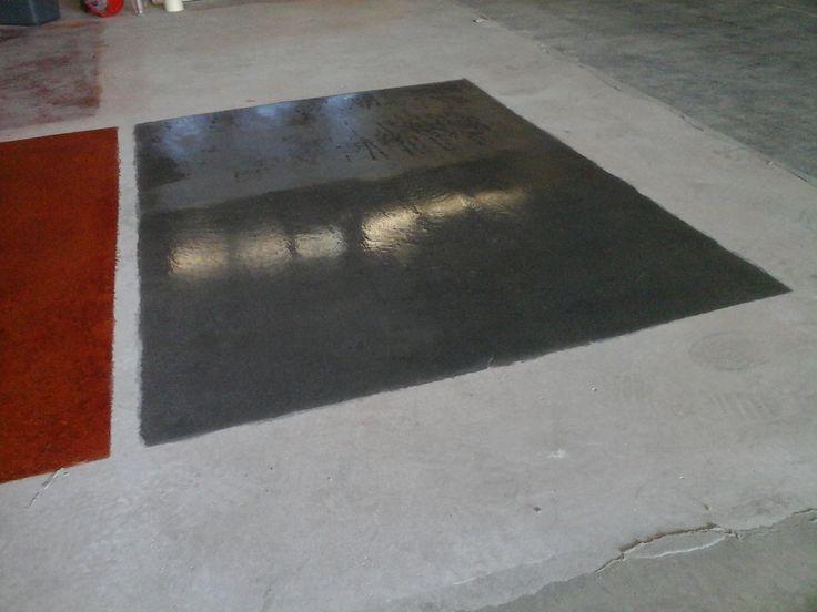 A partir de soleras de #hormigón y por medio de distintos métodos de coloreado, conseguimos un pavimento totalmente acabado, un resultado limpio, brillante, duradero, además de darle al #pavimento el color deseado de entre una amplia gama de colores, brillante o mate. Combinamos distintos tipos de pigmento con #nanocristalizacion CONTROLL®INNERSEAL PLUS y pulido del pavimento,