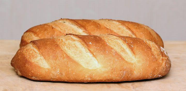 Простое хлебное тесто на 6-ти часовой опаре