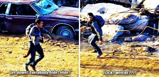 The Maze Runner bloopers are the best❤️