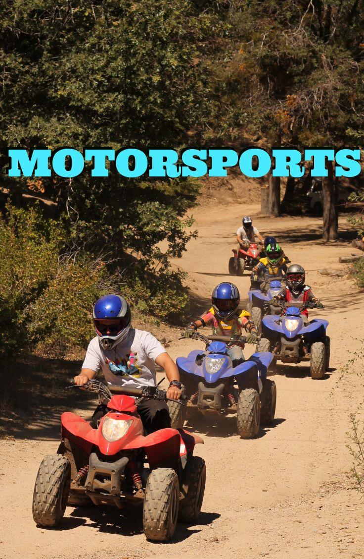 Motorsports Summer Camp Los Angeles CA Motorsport