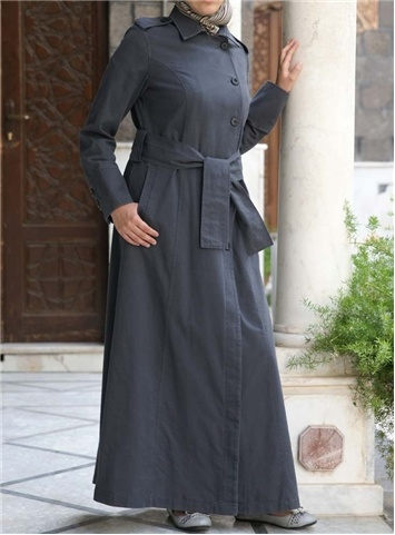 Shirtdress Jilbab -