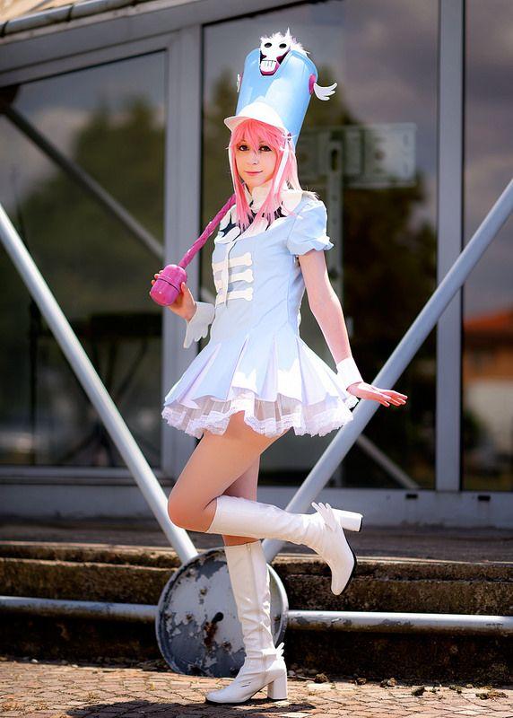 Nonon Jakuzure #cosplay - Kill la Kill | Novegro Primavera 2014