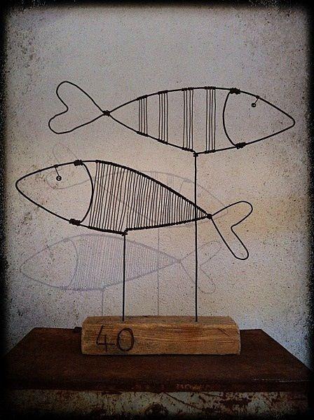 best 25 fish sculpture ideas on pinterest. Black Bedroom Furniture Sets. Home Design Ideas