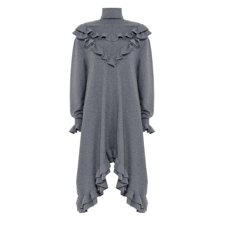 Lazo Caprichoso Blog de moda Moda Low Cost III Vestido con volantes Stella McCartney