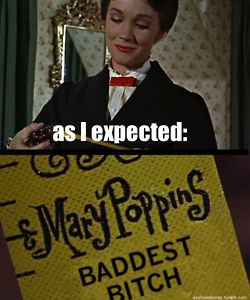 Just spoke of her today.. it's funny to see a post. I said my purse is like mary poppins.. whatever you want I have!