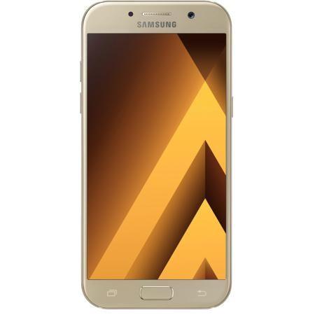 Samsung Galaxy A5 2017 4G 32Gb Gold  — 27990 руб. —  Современный минималистичный корпус из 3D-стекла и металла , а также 5,2-дюймовый экран FHD sAMOLED - все это отличительные черты Galaxy A5 (2017).Удобный и эргономичныйПлавные линии корпуса, отсутствие выступов камеры, утонченная и элегантная отделка позволяют получить настоящее удовольствие от использования смартфона.Современные цветаБудьте законодателями трендов, а не просто следуйте им. Модные цветовые решения идеально гармонируют с…