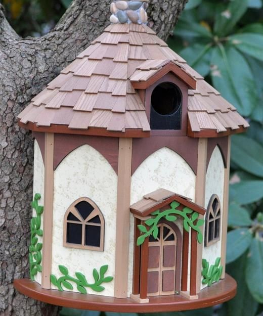 280 best BIRDHOUSES DIY images on Pinterest | Birdhouses, Cabins and ...