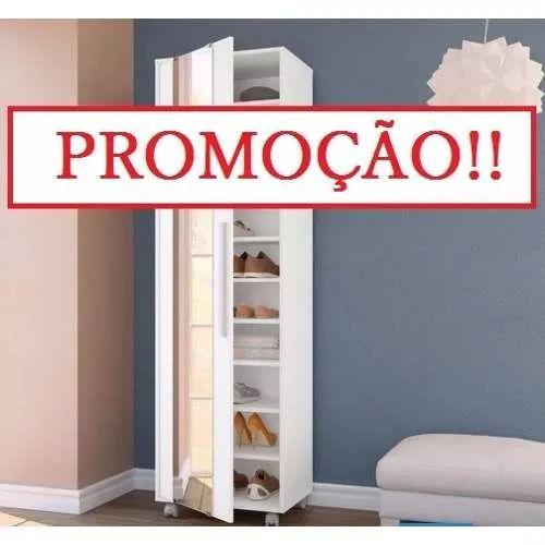 Promoção Sapateira Espelho Branca Coimbra -entrega Rápida - R$ 480,00